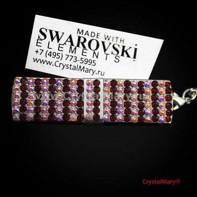 Флешки со стразами Сваровски (Австрия) www.crystalmary.ru