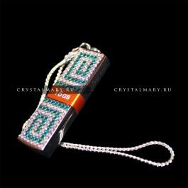 USB флешка 16Gb  www.crystalmary.ru
