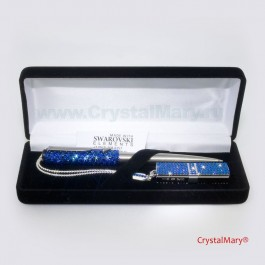 Набор ручка и флешка  www.crystalmary.ru