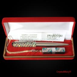 Подарочный набор ручка Parker с флеш картой Transcend