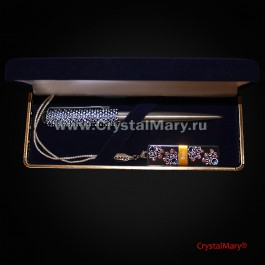Parker. Подарочный набор  www.crystalmary.ru