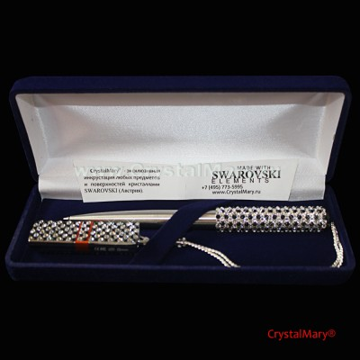 Parker и флеш карта Transcend  www.crystalmary.ru