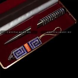 Ручка флешка : Подарочный набор ручка Parker с флеш картой Transcend 16Gb  www.crystalmary.ru
