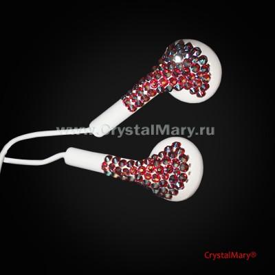 Наушники капли www.crystalmary.ru