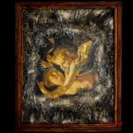 Фреска Ангелы (01079) www.crystalmary.ru