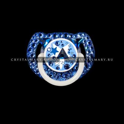 Соска AVENT со стразами Сваровски www.crystalmary.ru