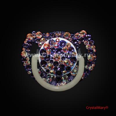 Соски со стразами AVENT  www.crystalmary.ru
