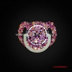Соска резиновая AVENT с кристаллами Сваровски