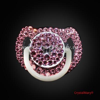 Соска Сваровски купить www.crystalmary.ru