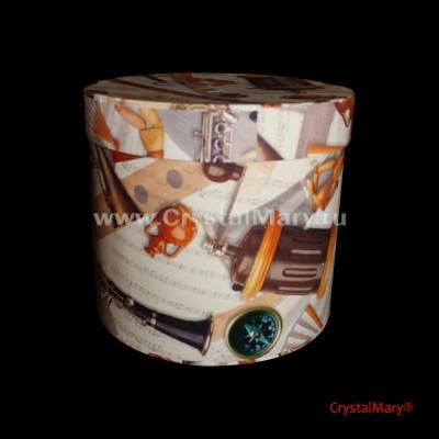 Подарочная упаковка www.crystalmary.ru