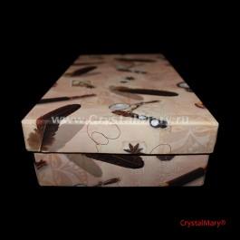 Упаковка подарочных наборов  www.crystalmary.ru
