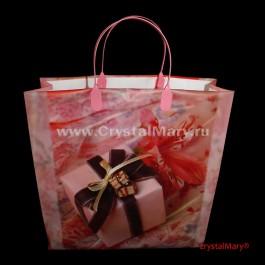 Готовые подарочные пакеты в ассортименте  www.crystalmary.ru