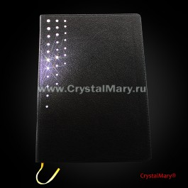 Кожаные ежедневники  www.crystalmary.ru