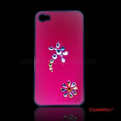 Чехлы для iPhone www.crystalmary.ru