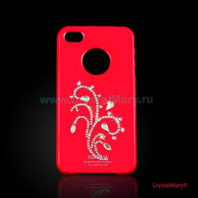 Панель на iPhone 4G  www.crystalmary.ru