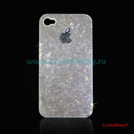 Крышка IPhone  www.crystalmary.ru