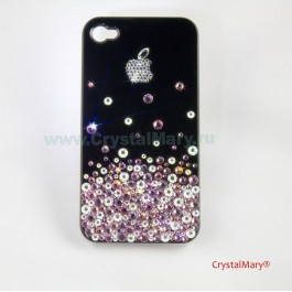 Панель на iPhone 4G/S www.crystalmary.ru