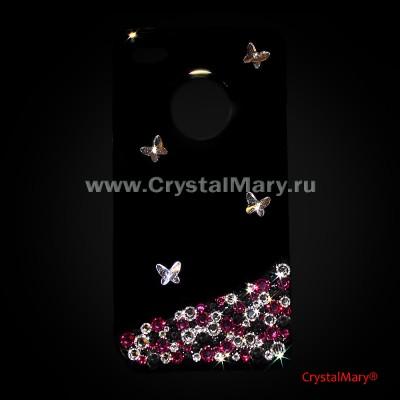 Благородная роскошь на черном www.crystalmary.ru
