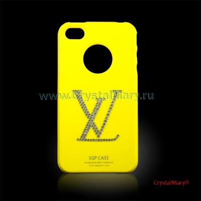 Панель на iPhone 4 LV www.crystalmary.ru