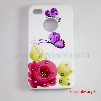 Чехлы для iPhone www.crystalmary.ru