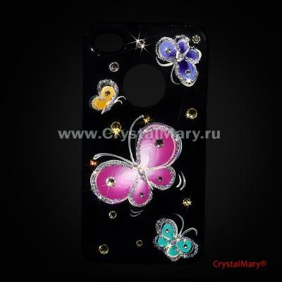 Icover для iPhone 4S и iPhone 4 www.crystalmary.ru