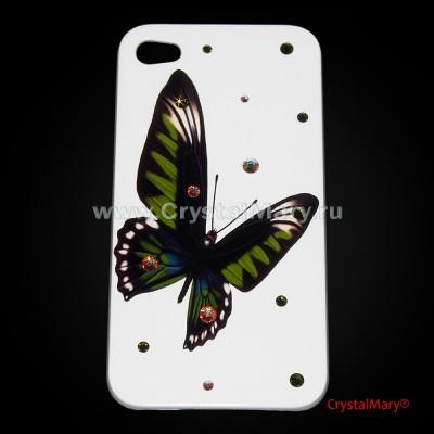 iСover для iPhone 4G и iPhone 4S www.crystalmary.ru