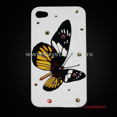 iСover для iPhone 4 и 4S www.crystalmary.ru