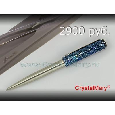 Ручки со стразами Swarovski www.crystalmary.ru