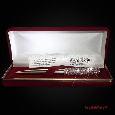 Parker. Ручка с кристаллами Сваровски www.crystalmary.ru