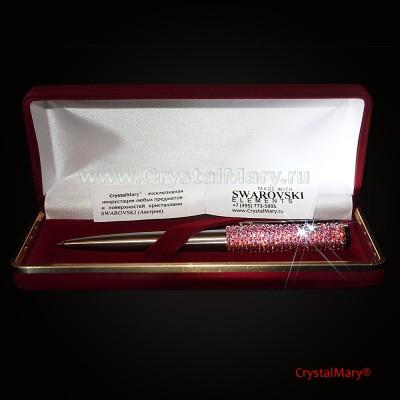 Parker со стразами Swarovski www.crystalmary.ru