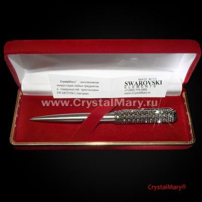 Ручка Золотая ночь www.crystalmary.ru
