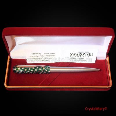 Ручки с кристаллами Swarovski www.crystalmary.ru