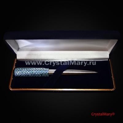 """Авторучка """"Небо""""  www.crystalmary.ru"""