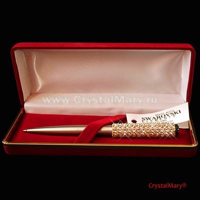 Parker с кристаллами Сваровски  www.crystalmary.ru