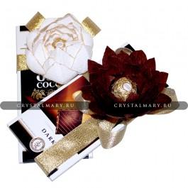 Шоколадки подарочные  www.crystalmary.ru