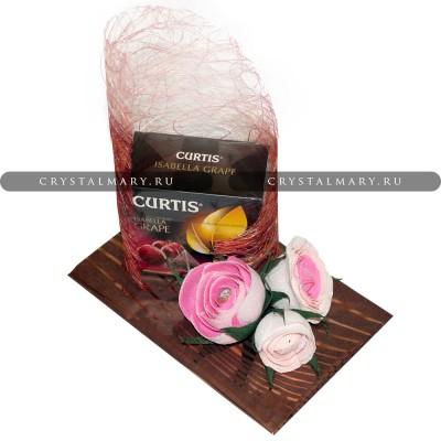 Подарочный набор чая www.crystalmary.ru