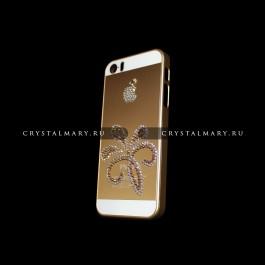 Чехол для iphone 5se www.crystalmary.ru