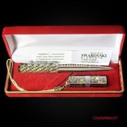 Vip подарок: ручка Parker с флеш картой 16Gb
