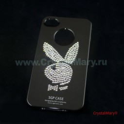 Панель на iPhone 4G/S PlayBoy