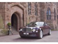 Ограниченная серия Bentley Mulsannes в честь бриллиантового юбилея восхождения на престол