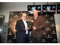 Часы Hublot Big Bang Ferrari Magic Gold впервые представлены в Японии