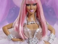 Куклы Барби, украшенные Swarovski
