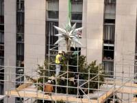 Украшение елки стразами Swarovski