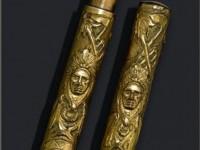 Самая редкая ручка Parker выставлена на аукцион.
