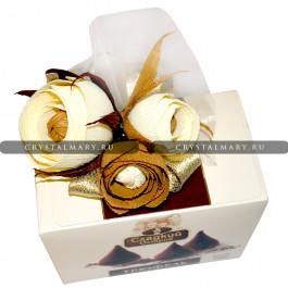 Конфеты в коробках подарочные www.crystalmary.ru
