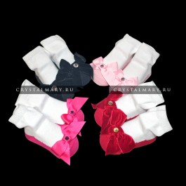Детские носочки www.crystalmary.ru