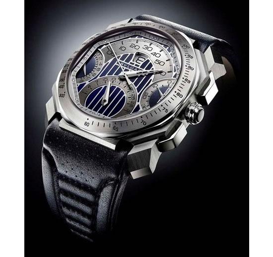 часы Bulgari Octo Maserati