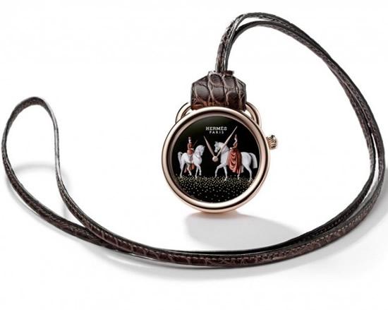 карманные часы Hermes