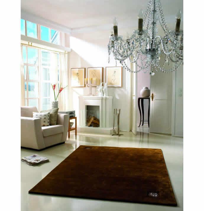 декоративные ковры, усыпанные стразами Swarovski