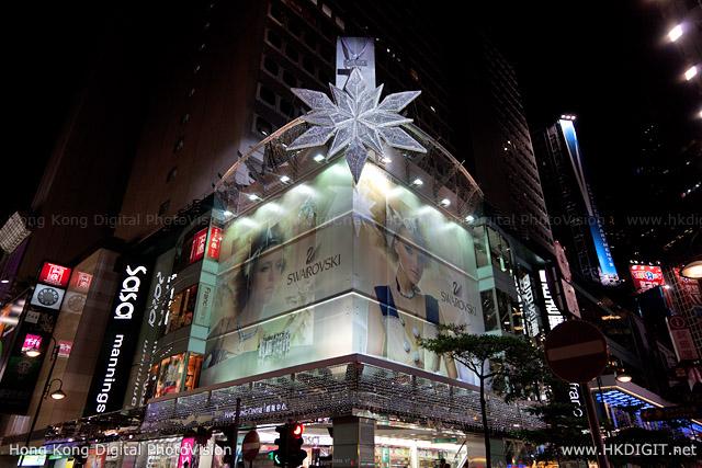 Рождественская звезда из миллиона страз Swarovski
